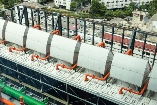Kompresorové stanice a vzduchové agregáty