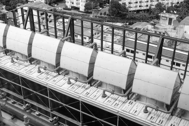 Kompresorové stanice a pohonné stroje