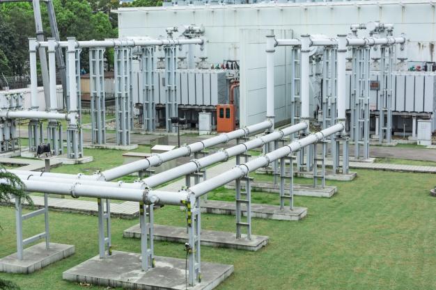 Výroba a montáže zařízení elektráren